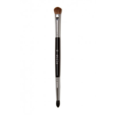 Stila Double-Sided Crease And Liner Brush #15