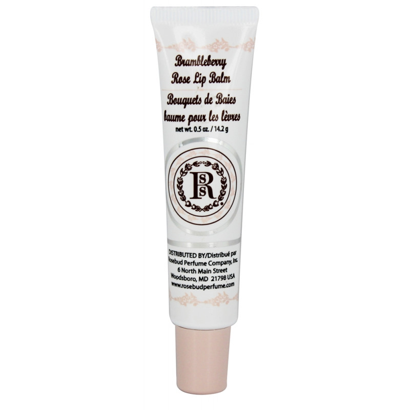 Rosebud Perfume Co Smith S Lip Balm Tube Brambleberry Rose Kiss And Make Up