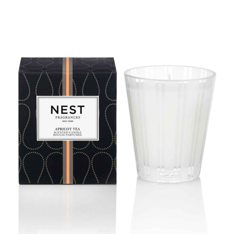 Nest fragrances candle apricot tea kiss and make up for Nest candles where to buy