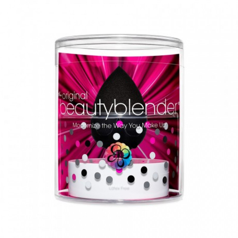 Beauty Blender Original Vs Pro: Beauty Blender Solid Makeup Sponge And Brush Cleanser