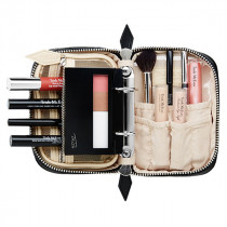 Trish McEvoy Petite Makeup Planner with Beige Interior
